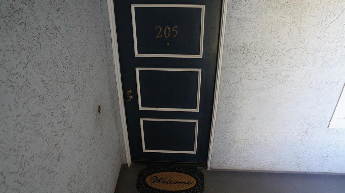 26846 Claudette Street #205, Canyon Country, CA 91351 - Front Door