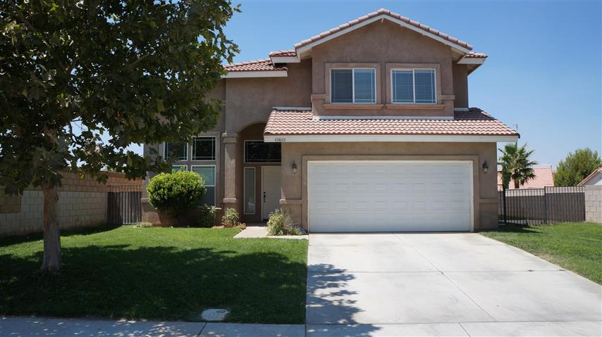 43803 5th Street East, Lancaster, CA 93535