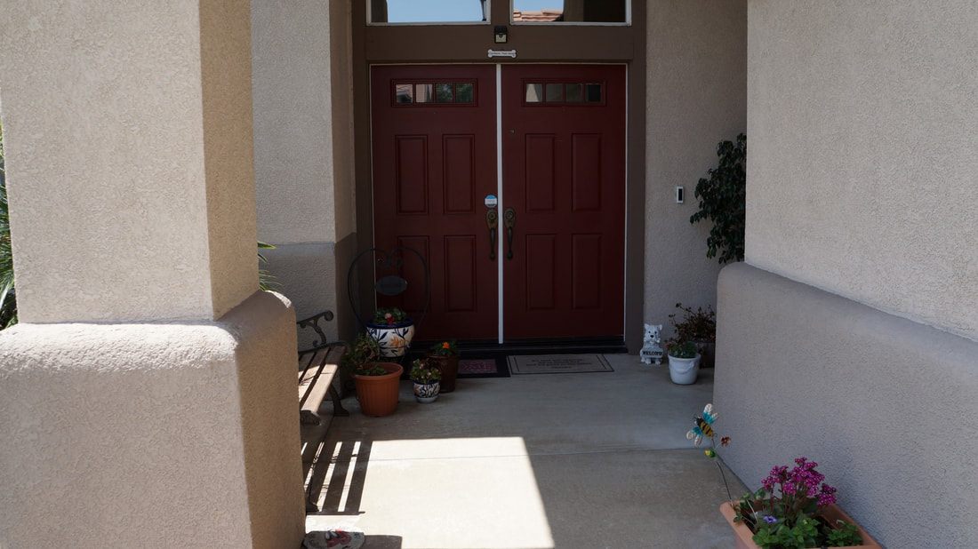 5660 Crestline Pl, Rancho Cucamonga, CA 91739 - Front Porch