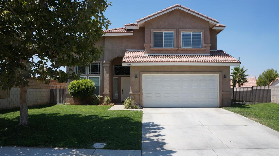 43803 5th Street East, Lancaster, CA 93535 - Street View